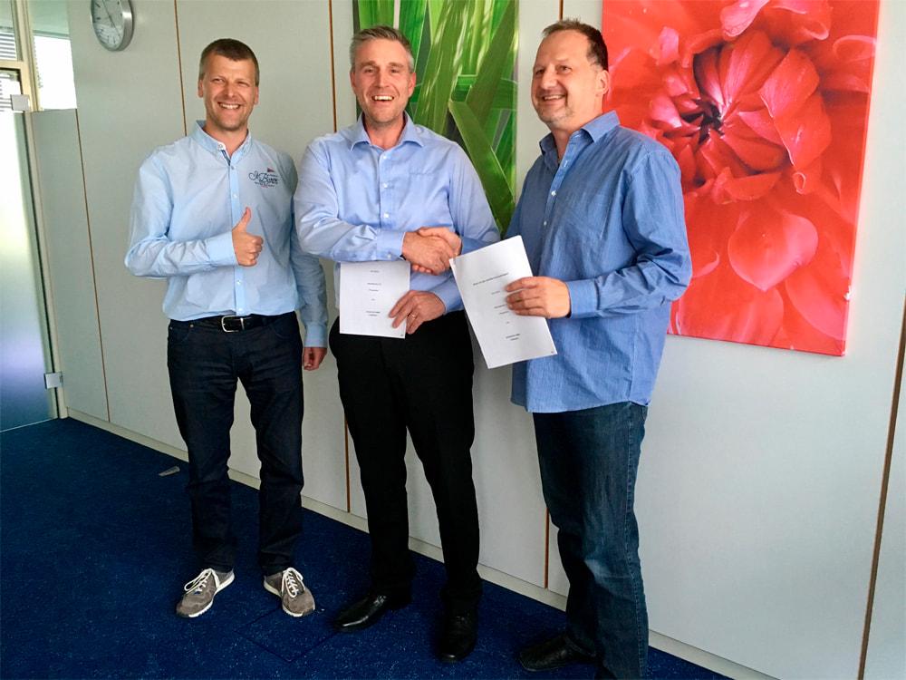 Propentus und intension GmbH vereinbaren Partnerschaft