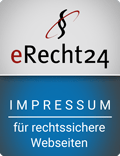 eRecht24 Impressum - intension GmbH